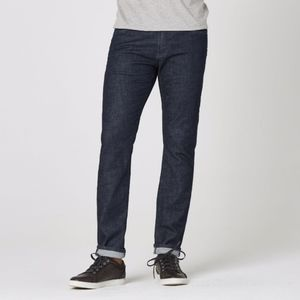 Men's Slim Skinny Jeans by DSTLD - Dark Wash